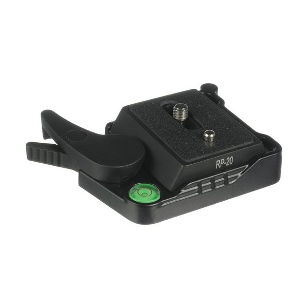 Ghost Gimbal Oben Quick Release